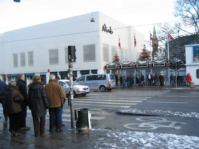 verdens længste tissemand Copenhagen
