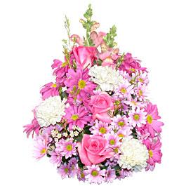 clipart blomsterbuket