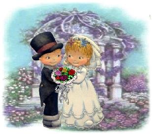 brudepar clipart