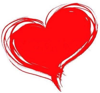 Billedresultat for clipart hjerte
